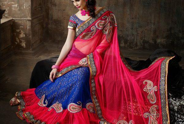 5a9bb55940 Top 10 Elegant Women's Ethnic Wear Fashion Trends in 2018